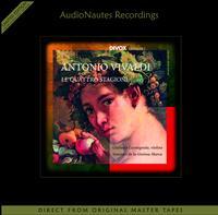 Giuliano Carmignola, violin - Vivaldi: Le Quattro Stagioni