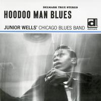 Junior Wells - Hoodoo Man Blues -  45 RPM Vinyl Record
