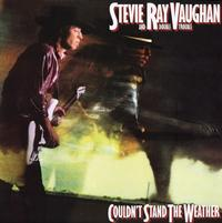 Stevie Ray Vaughan - Couldn't Stand The Weather -  45 RPM Vinyl Record