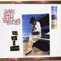 Stevie Ray Vaughan - The Sky Is Crying -  45 RPM Vinyl Record
