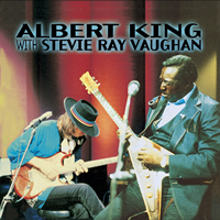 Albert King With Stevie Ray Vaughan In Session 45 Rpm