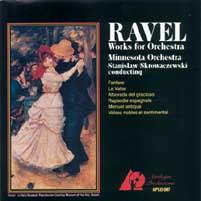 Stanislaw Skrowaczewski - Ravel: Works for Orchestra