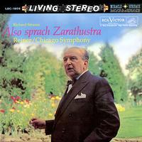 Fritz Reiner - Richard Strauss: Also Sprach Zarathustra -  200 Gram Vinyl Record