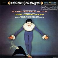 Kiril Kondrashin - Khachaturian: The Masquerade Suite/ Kabalevsky: The Comedians