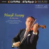 Henryk Szeryng - Henryk Szeryng in Recital -  200 Gram Vinyl Record