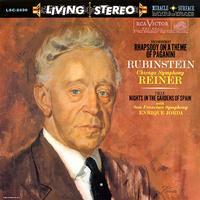 Rubinstein/Reiner/Jorda - Rachmaninoff: Rhapsody on a Theme of Paganini/ Falla: Nights in the Gardens of Spain