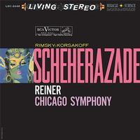 Fritz Reiner - Rimsky-Korsakoff: Scheherazade -  200 Gram Vinyl Record