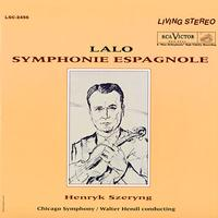 Henryk Szeryng - Lalo: Symphonie Espagnole