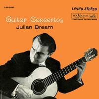 Julian Bream - Guitar Concertos
