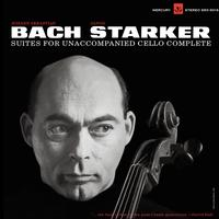 Janos Starker - Bach: Suites For Unaccompanied Cello Complete