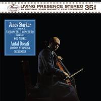 Dvorak: Violincello Concerto/Bruch: Kol Nidrei / Janos Starker