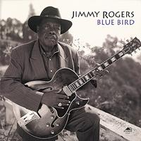 Jimmy Rogers - Blue Bird -  45 RPM Vinyl Record