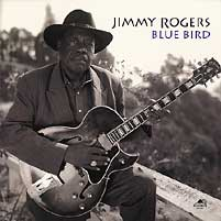 Jimmy Rogers - Blue Bird -  200 Gram Vinyl Record