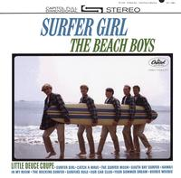 The Beach Boys - Surfer Girl -  200 Gram Vinyl Record