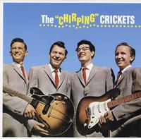 The Crickets/Buddy Holly - The Chirping Crickets