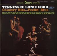 Country Hits...Feelin' Blue / Tennessee Ernie Ford