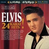 Elvis Presley - 24 Karat Hits -  45 RPM Vinyl Record