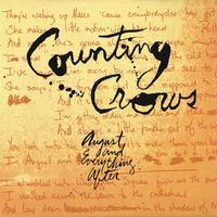 Counting Crows - August And Everything After -  45 RPM Vinyl Record