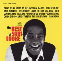 Sam Cooke - The Best Of Sam Cooke -  45 RPM Vinyl Record