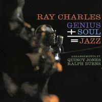 Ray Charles - Genius+Soul=Jazz