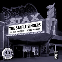 The Staple Singers - Hit Singles
