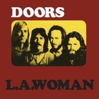 The Doors - L.A. Woman -  45 RPM Vinyl Record