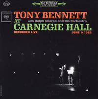 Tony Bennett - Tony Bennett At Carnegie Hall