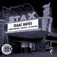 Isaac Hayes - Hits From Shaft