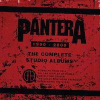 Pantera - The Complete Studio Albums 1990-2000