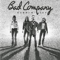 Bad Company - Burnin' Sky -  Vinyl Record