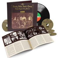 Crosby, Stills, Nash and Young - Deja Vu -  Vinyl Record & CD