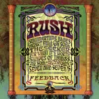 Rush - Feedback -  200 Gram Vinyl Record