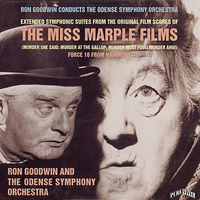 Ron Goodwin and the Odense Symphony - Ron Goodwin Conducts the Odense Symphony/The Miss Marple Films