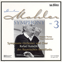 Rafael Kubelik - Mahler: Symphony No. 3