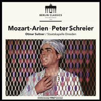 Peter Schreier - Mozart: Opera Arias/ Suitner