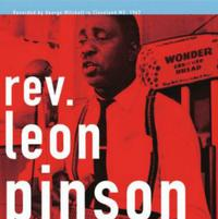 Rev. Leon Pinson - George Mitchell Collection