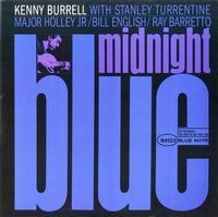 Kenny Burrell - Midnight Blue -  180 Gram Vinyl Record
