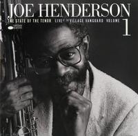 Joe Henderson - State Of The Tenor Part 1 -  180 Gram Vinyl Record