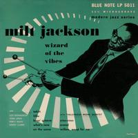Milt Jackson - Wizard Of The Vibes -  10 inch Vinyl Record