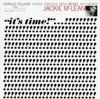 Jackie McLean - It's Time -  180 Gram Vinyl Record