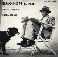 Elmo Hope Quintet - Volume 2 -  10 inch Vinyl Record