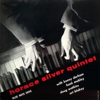 Horace Silver Quintet - Volume 1 -  10 inch Vinyl Record