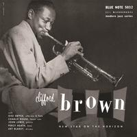 Clifford Brown - New Star On The Horizon -  10 inch Vinyl Record