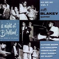 Art Blakey Quintet - A Night At Birdland With The Art Blakey Quintet, Vol. 1