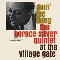 Horace Silver Quintet - Doin' The Thing -  180 Gram Vinyl Record