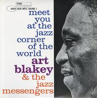 Art Blakey & The Jazz Messengers - Meet You At The Jazz Corner of the World Vol. 1 -  180 Gram Vinyl Record