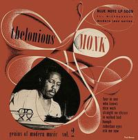 Thelonious Monk - Genius Of Modern Music Vol. Two