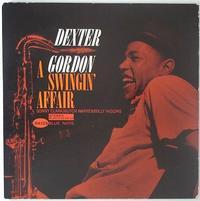 Dexter Gordon - A Swingin' Affair -  180 Gram Vinyl Record