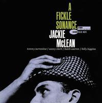 Jackie McLean - A Fickle Sonance -  180 Gram Vinyl Record
