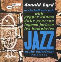 Donald Byrd - At The Half-Note Cafe: Volume 1